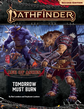 Pathfinder RPG 2nd Edition: Adventure Path #147: Tomorrow Must Burn (Age of Ashes 3 of 6)
